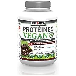 Eric Favre Protéines Vegan 2 kg - Vanille
