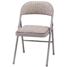 Amazon.it: sedie pieghevoli imbottite - MECO