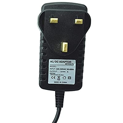 12V Buffalo HD-CE1.0TU2-EU External hard drive replacement power supply adaptor - UK plug