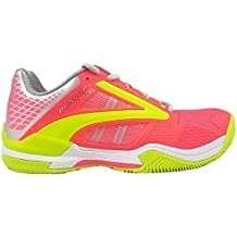 Dunlop Extreme Zapatillas Padel Mujer Coral