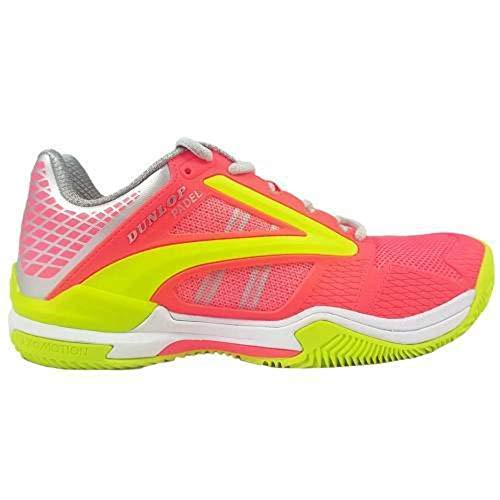 Dunlop Extreme Zapatillas Padel Mujer Coral (38)