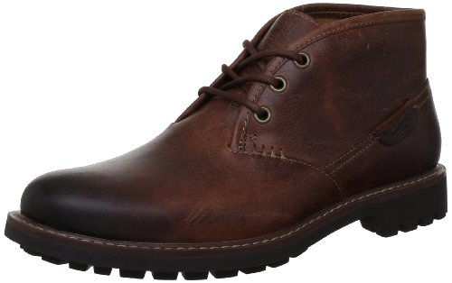 Clarks Montacute Duke, Boots homme - Marron (Dark Tan), 46 EU (11 UK)