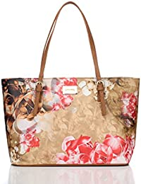 Satya Paul Women's Handbag (Multicolour)