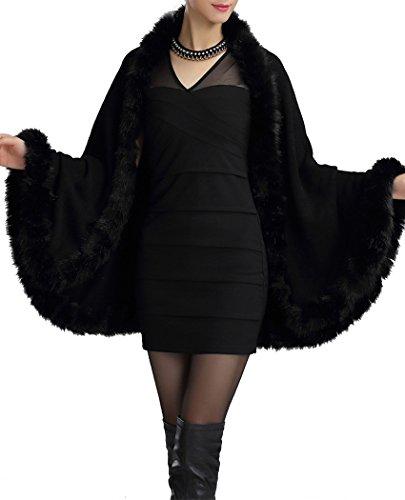 helan-mujeres-faux-de-piel-de-zorro-del-cabo-capa-del-manton-escudo-negro