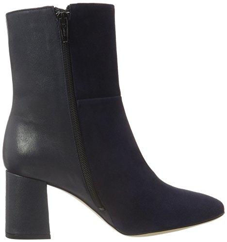 Marc Shoes Helena, Bottes Classiques femme Bleu - Blau (Ocean 00138)