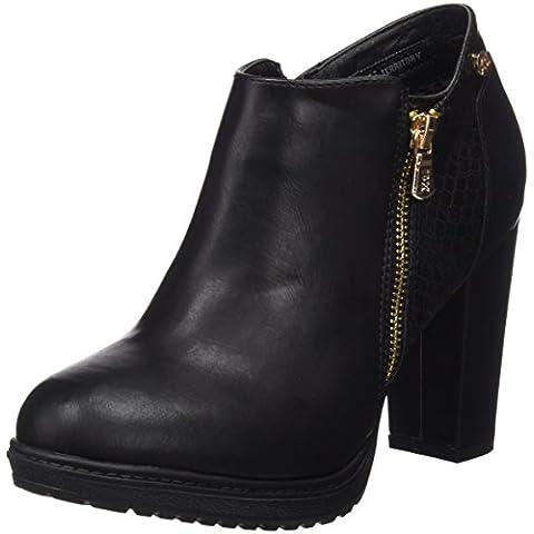 Xti Botin Sra C. 46030, Zapatos De Tacón, Mujer