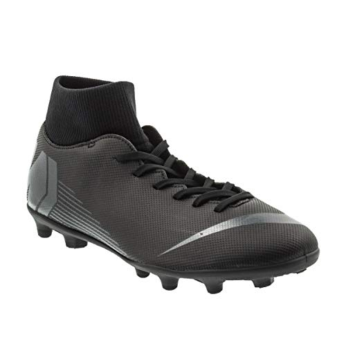 the latest efb7e 30668 Nike Superfly 6 Club MG, Scarpe da Fitness Unisex-Adulto, Nero Black 001