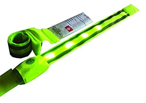 Mercier Toys - Brazalete Slap LED, 50072, Amarillo