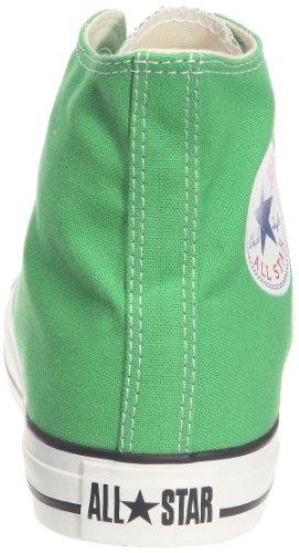 Converse Ctas Core Hi, Baskets mode mixte adulte Vert (Classic Green)