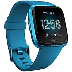 Fitbit Versa Lite - Azul Marino/Aluminio