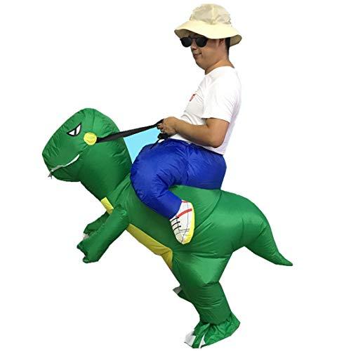 - Aufblasbare Reiten Dinosaurier Kostüm