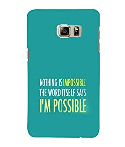 printtech Cool Quotes Success Back Case Cover for Samsung Galaxy S4::Samsung Galaxy S4 i9500