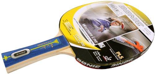 Donic Schildkröt 72-3064 - Tischtennis-Schläger, Waldner, Serie 500 Allround, 26cm