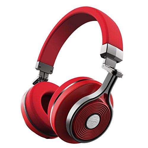 Bluedio T3 (Turbina 3) Wireless Bluetooth 4.1 Stereo (Rosso)