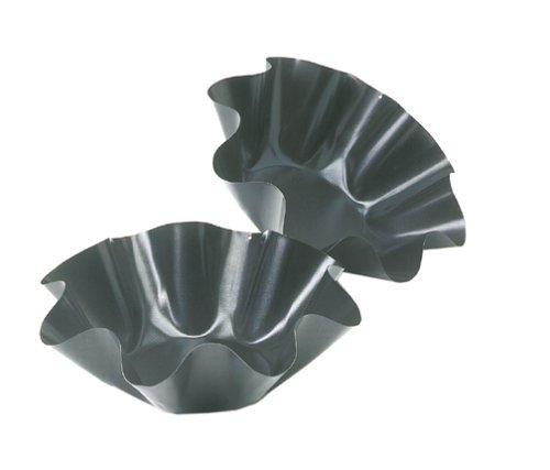 Norpro Tortilla Mini-Schale Makers Aluminiumguss, Set von 2 (Wärmer Tortilla)