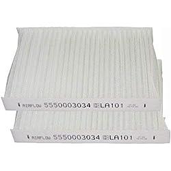 BOSCH B/S/H - filtre entre airflow set de 2 pièces pour sèche linge BOSCH B/S/H