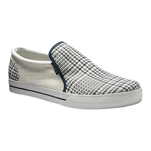 Emerica  RIDGEMONT Limited Edition, Chaussures de skateboard pour homme Blanc - Blanc