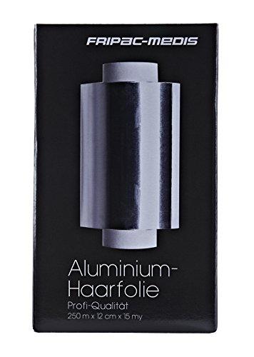 Fripac-Medis Papel de aluminio para pelo 250 m x 12 cm