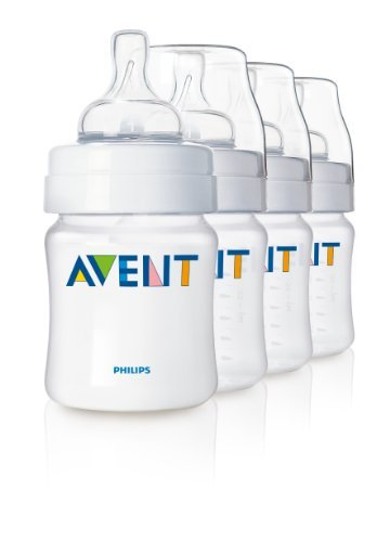 Philips AVENT Classic Feeding Bottle 260ml/9oz Triple - SCF683/37 - PACK OF 3