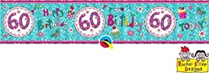 Rachel Ellen- Pancarta de fiesta, Color rosa (25138)