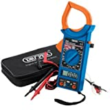 Draper DCM1B - Pinza amperimétrica digital AC/DC