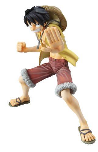 One Piece: Excellent Model P.O.P Neo DX Monkey D. Luffy Figure 1/8 Scale [Toy] (japan import) 3