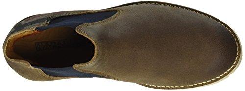 Napapijri Trygve, Bottes Classiques homme Marron - Braun (otter brown N403)