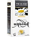 TE-A-ME Chamomile Infusion Tea Bags (Pack of 25)
