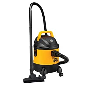 JCB 70130 Wet and Dry Vacuum Cleaner 20 Litre. Yellow