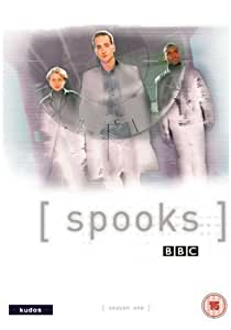 Spooks: Season 1 [DVD] [2002]