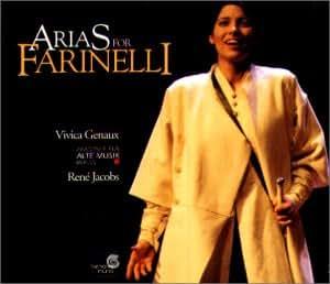 Arias for Farinelli