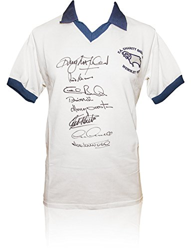 SALE-20-OFF-RRP-GUARANTEED-AUTHENTIC-SRS-004-HAND-SIGNED-SHIRT-DERBY-COUNTY-1975-CHARITY-SHIELD-COA