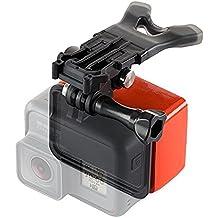 GoPro ASLBM-001 - Soporte de boca y floaty, Negro