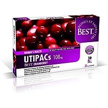 UTIPACs Cranberry Arandano Rojo
