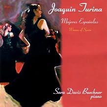 Turina: Mujeres de Sevilla Op 89 (Mantillas y peinetas)