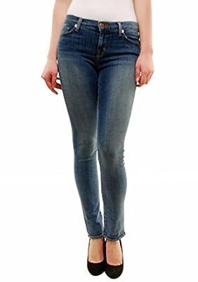 J BRAND Women's Rail Mid Rise Denim Jeans 8112O212