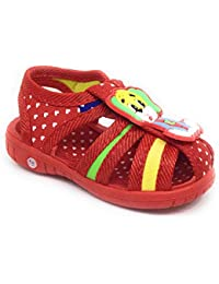 522a6a9c3e3a TeeniTiny Sandals for Baby Boy   Girl Pre Walker Sandal Whistle chu chu  Sandals