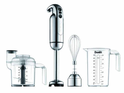 41V3OXFkF1L - BEST BUY #1 Dualit 700 Watt Hand Blender, Polished Reviews and price compare uk