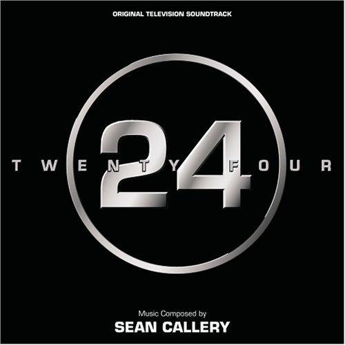 TV Show 24 Original Musical Score CD (2004-12-07) (Tv-show 24)