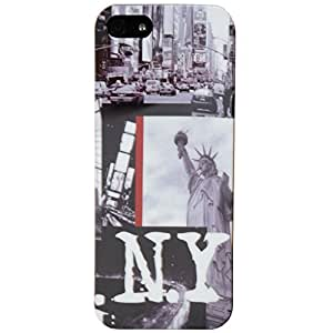 Akashi ALTCI572867 Coque pour iPhone 5 NYC Statue