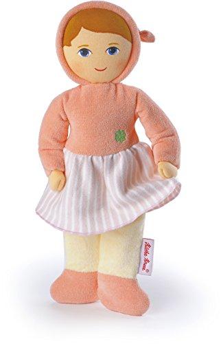 Käthe Kruse 0170219 Glücksengel Frottee Baby apricot, orange