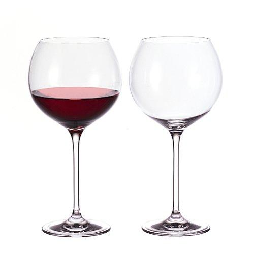 LEONARDO Burgunder Cheers 740 ml 2er-Set