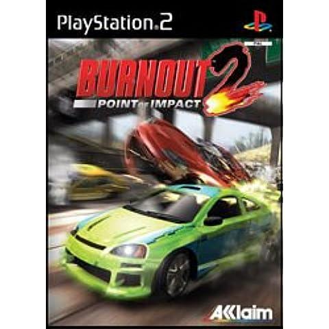 Burnout 2: Point of Impact (PS2) [Importación Inglesa]