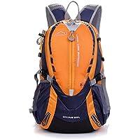 Preisvergleich für Redstrong 25L Outdoor Bergsteigen Rucksack Wandern Camping Wasserdichtes Nylon Ergonomische Design Umhängetaschen Mit Brustgurt Gürtel