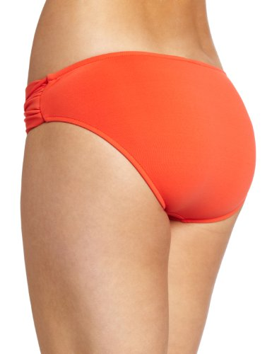 Seafolly - Goddess, Slip bikini da donna Arancione (Orange (Coral))