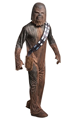 Star Wars - Chewbacca Costume, unique (Rubie's 820966)