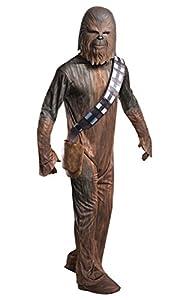 Star Wars - Disfraz de Chewbacca para hombre, Talla única adulto (Rubie