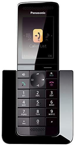 Panasonic KX-PRS110 Telefono Cordless DECT, Bianco