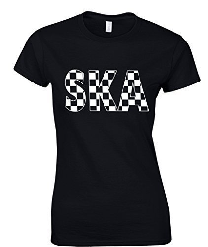 Ska Ladies T-Shirt Reggae