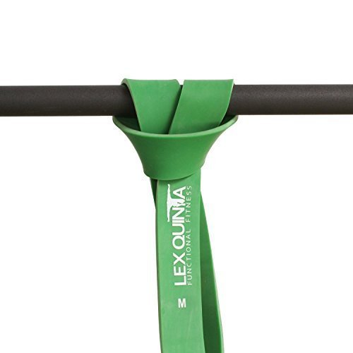 Lex Quinta Power Band Klimmzugband Pullup Support M